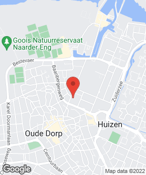 Locatie Andre Snel Autoschade B.V. op kaart