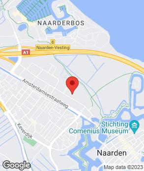 Locatie Autoservice Gooimeer op kaart