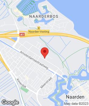 Locatie Gooische Auto Mediair B.V. op kaart