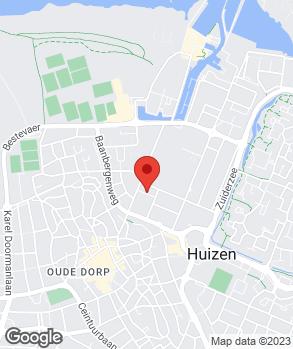 Locatie Marco's Garage op kaart