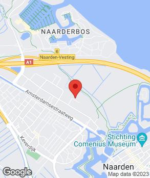 Locatie Auto Noord op kaart