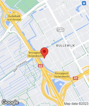 Locatie FrankVanemanAutomotive op kaart