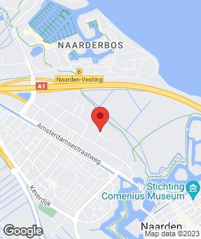 Locatie Beek Auto's op kaart
