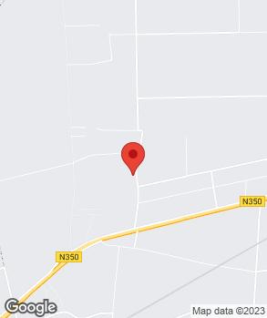 Locatie J. Olde Reuver of Briel op kaart