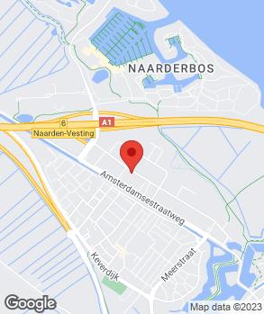Locatie Autoservice van der Roest op kaart