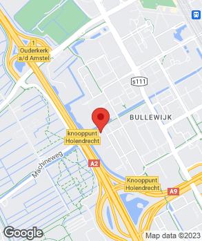 Locatie FordStore Ardea Auto Amsterdam op kaart