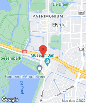 Locatie H. van Poelgeest Oud-Centrum B.V. op kaart