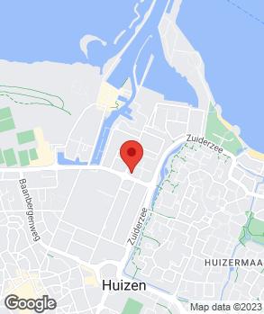 Locatie Stam Huizen op kaart