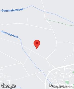 Locatie J.A.M. Wolthuis B.V. op kaart