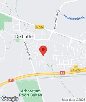 Locatie Strijkveen Auto's op kaart