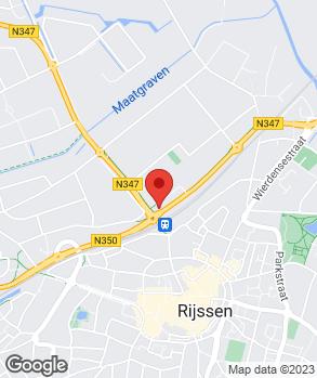 Locatie Autobedrijf Swager op kaart