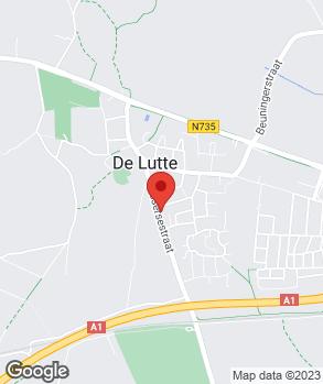 Locatie Autobedrijf Olde Theussink op kaart