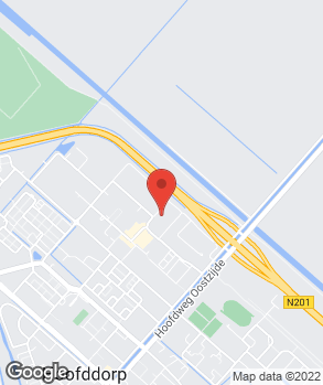 Locatie Auto Rivano B.V. op kaart