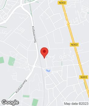 Locatie Doppenberg Auto's op kaart
