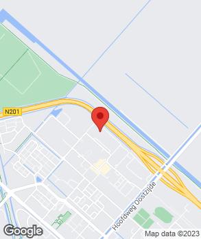 Locatie Profile Car & Tyreservice Hoofddorp op kaart