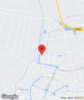 Locatie Wolters Automobielbedrijf Rijssen op kaart