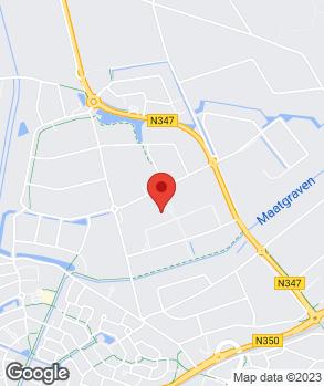 Locatie Bloemendaal-Bandenservice op kaart