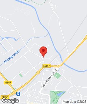 Locatie Autohandel J.H. Lichtenberg op kaart