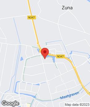 Locatie Munsterhuis Rijssen op kaart
