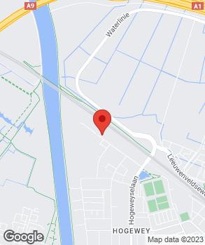 Locatie Automobielbedrijf Henk Griffioen op kaart