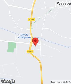 Locatie Autobedrijf Voskes B.V. op kaart