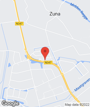 Locatie Pouw Rijssen op kaart