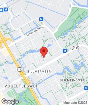 Locatie Willymenco op kaart