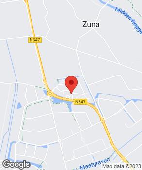 Locatie Baan Automotive op kaart