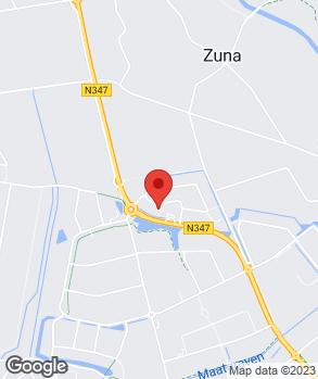 Locatie Huiskes-Kokkeler Rijssen B.V. op kaart