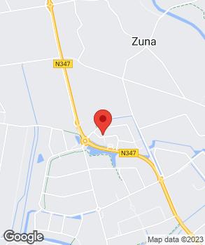 Locatie Thomas Auto's op kaart