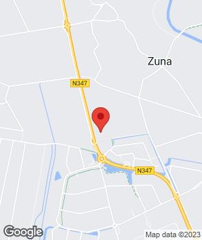 Locatie Baan Twente B.V. op kaart