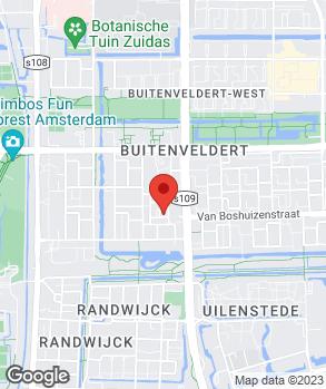 Locatie Garage W.W. Smit B.V. op kaart