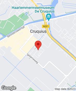 Locatie Hi-Tec Autobedrijf op kaart