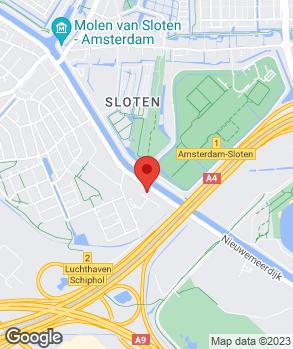 Locatie Autobedrijf Rene Holla B.V. op kaart