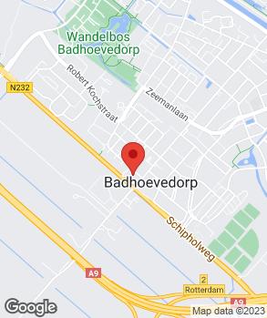 Locatie Inbietwien B.V. op kaart