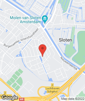 Locatie Autofair B.V. op kaart