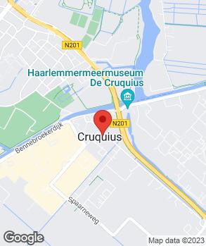 Locatie Autohandel R. van der Meer op kaart