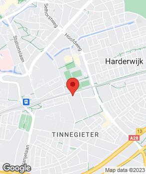 Locatie Garagebedrijf Riemersma op kaart