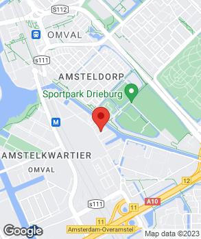Locatie Gerrit's Wansem Garage op kaart