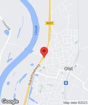 Locatie Autobedrijf Timmer op kaart