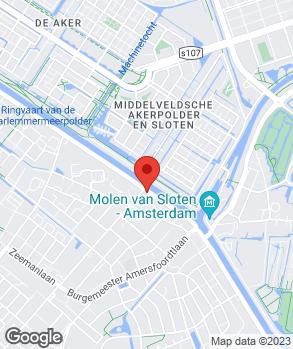 Locatie Servicestation Böhme op kaart