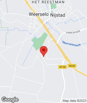 Locatie Auto Arninkhof op kaart