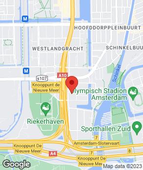Locatie Hansa Garage Bedrijf B.V. op kaart