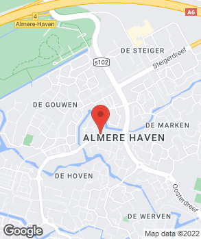 Locatie Autobedrijf Anslijn op kaart