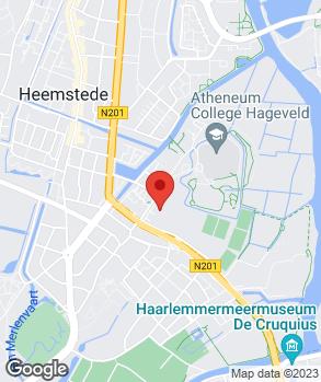Locatie Stern Schade op kaart