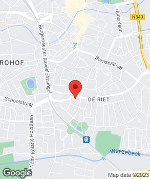 Locatie Autobedrijf B. Kleijssen B.V. op kaart