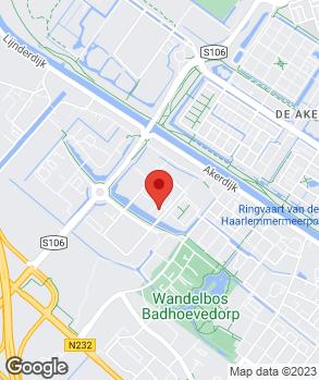 Locatie Ford dealer Ardea Auto Lijnden op kaart