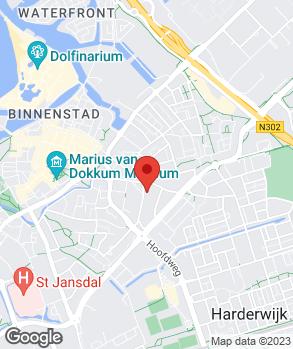 Locatie Autobedrijf Kok op kaart