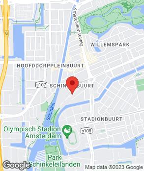 Locatie Buurman Doe-het-zelf-Garage op kaart