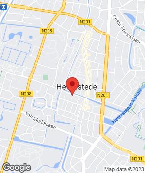 Locatie Garage Trias op kaart